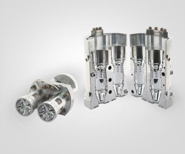 SACMI-Double-Cavity-Mould