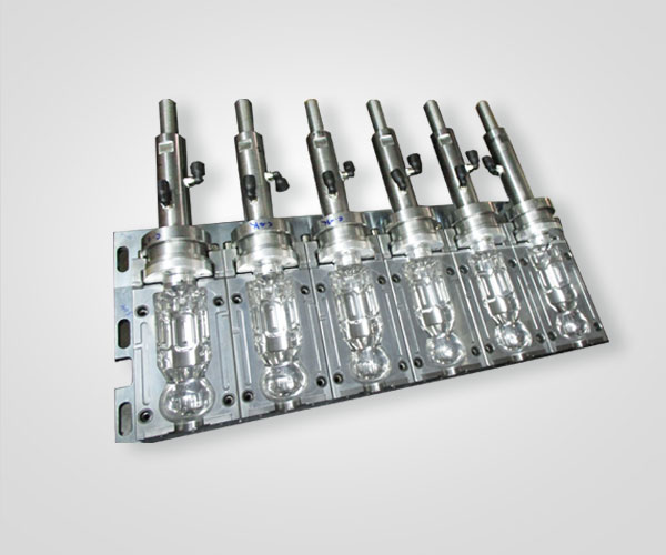 6 cavity Linear mould